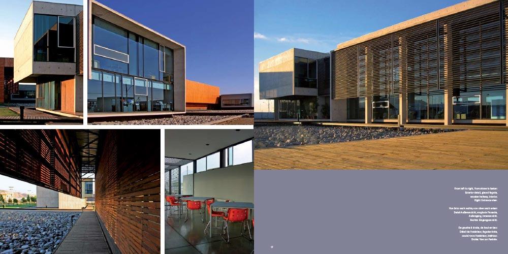 Photo: Masterpieces: Office Architecture + Design / Braun / Alemania / 2009