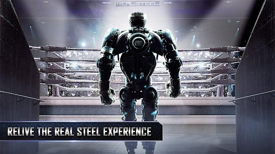 Real Steel HD 1.48.03 APK + Mod + Data for android 2