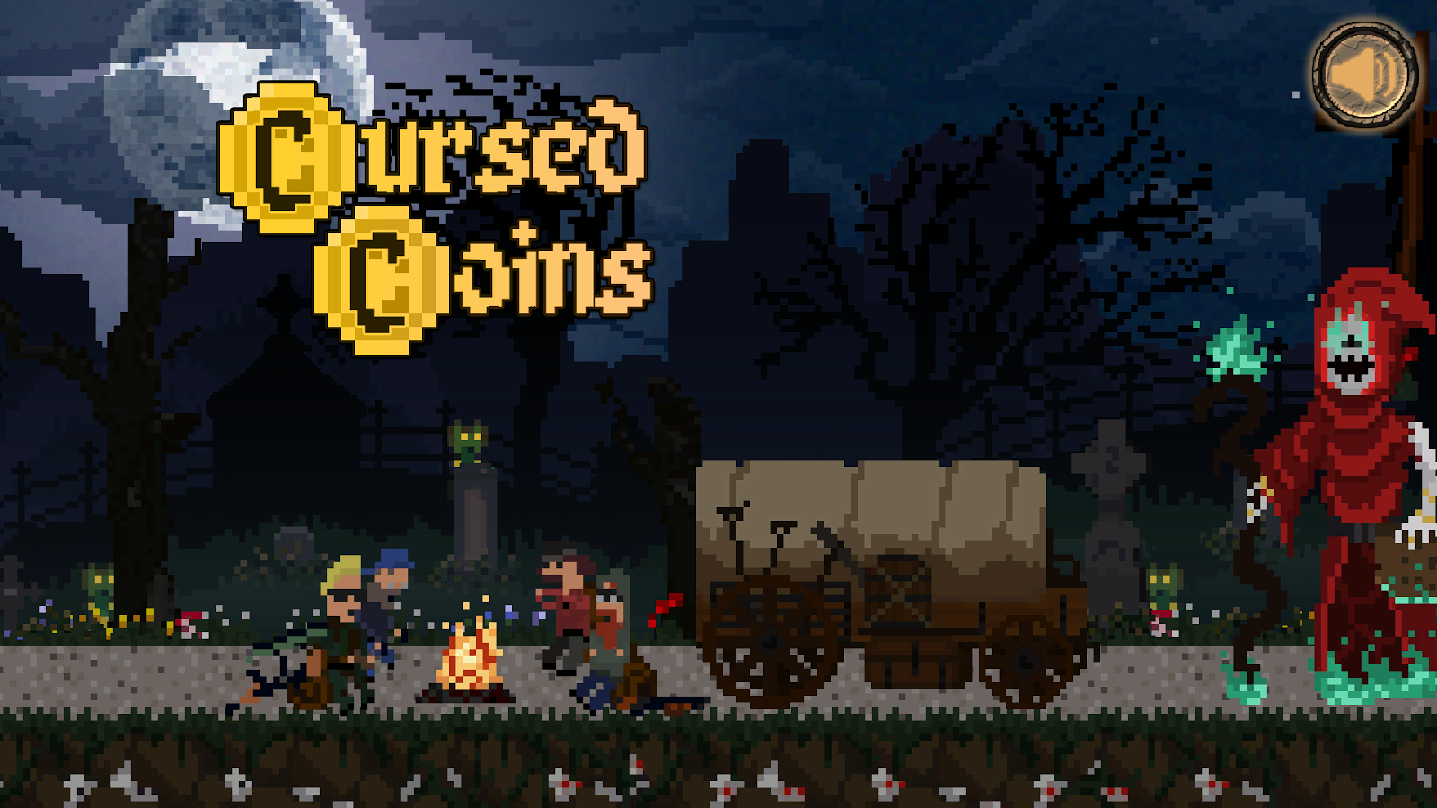 Cursed Coins (Unreleased)- screenshot
