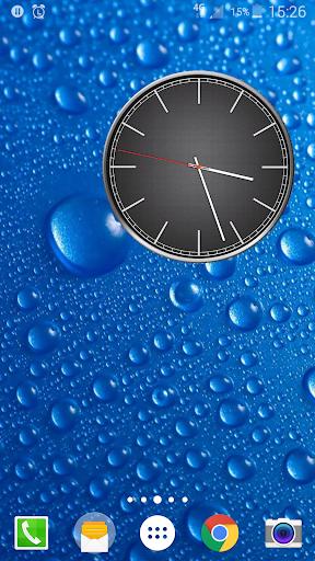 Battery Saving Analog Clocks screenshot 2
