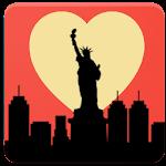 Lovestruck in New York Icon