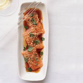 Sesame Oil Fish Recipes.