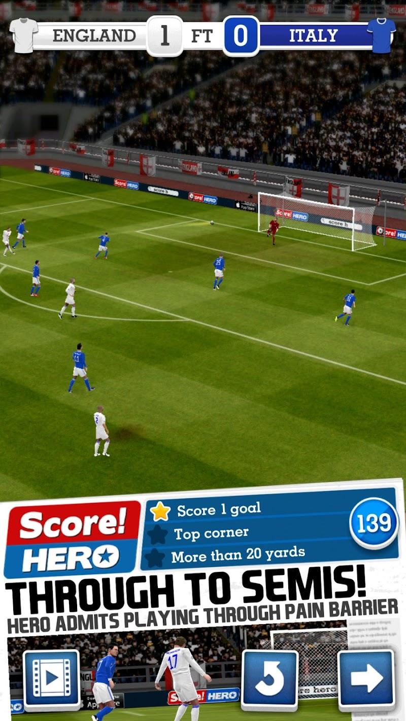 Score! Hero Screenshot 10