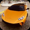 Lamborghini Car Racing Simulator City
