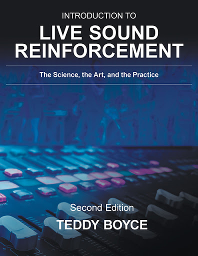 Introduction to Live Sound Reinforcement cover