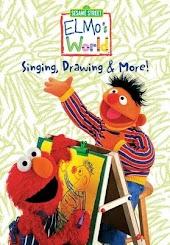 Sesame Street: Elmo's World: Singing, Drawing, & More!