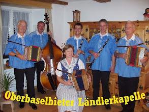 Photo: Unsere Gastkapelle OLK