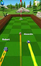 Golf Battle APK screenshot thumbnail 6