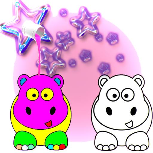 兒童繪畫書免費 教育 App LOGO-APP試玩