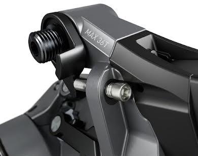 SRAM Force eTap AXS Rear Derailleur - 12-Speed, Medium Cage, Gray, D1 alternate image 0
