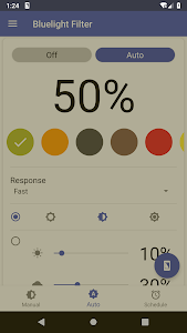 Bluelight Filter for Eye Care - Auto screen filter 3.0.10 (Unlocked)