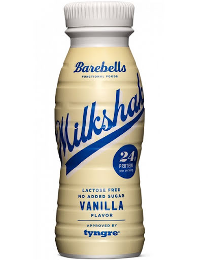 Barebells Milkshake Vanilla - 1st x 330ml