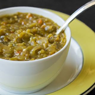 Green Chile Tomatillo Sauce