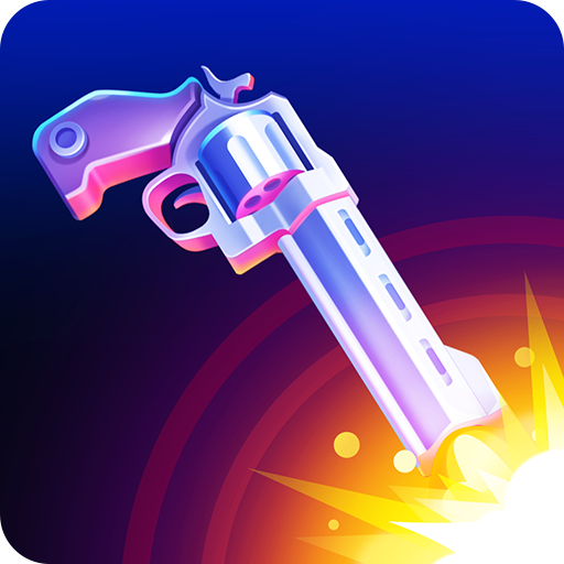 Flip the Gun - Simulator Game Icon