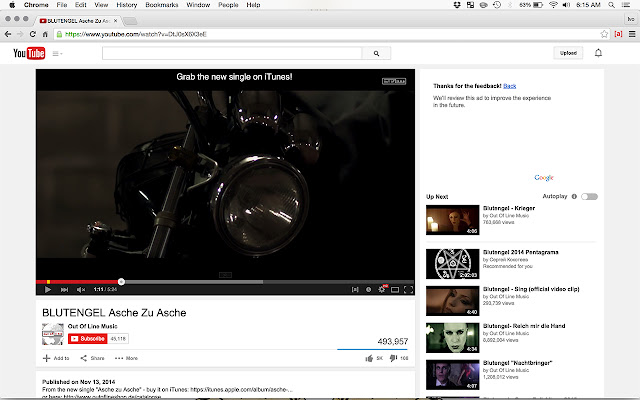 YouTube Annotation Toggle