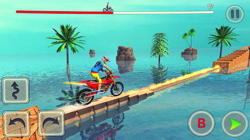 Bike Stunt Race Master 3d Racing - Free Games 2020 screenshots 5