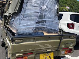 ハイゼットトラックのカスタム事例画像 ワイヤーベンダーさんの2020年05月21日19:21の投稿