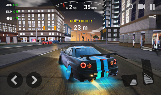 Ultimate Car Driving Simulator APK MOD screenshots 2