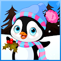 Jumpy Penguin icon