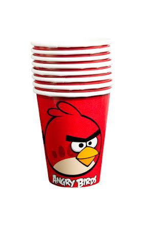 Angry birds muggar, 8 st