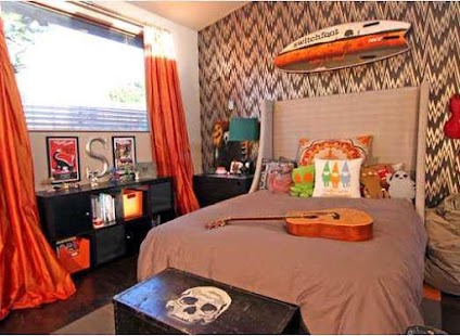 Boys Bedroom Decoration - náhled