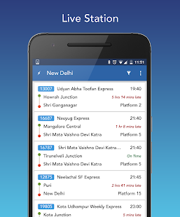 Where is my Train : Indian Railway & PNR Status- screenshot thumbnail