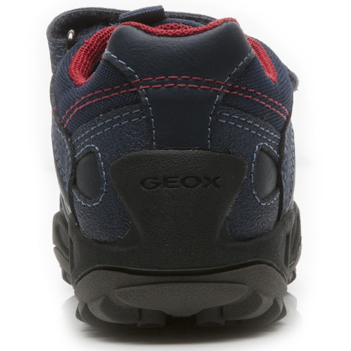 Thumbnail images of Geox Savage Boy Trainer
