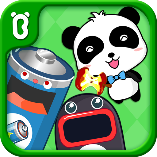 Waste Sorting - Panda Games (game)