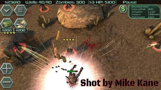Zombie Defense Mod [Compras Grátis / Dinheiro Infinito] 5