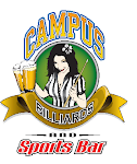 Logo for Campus Billiards and Sports Bar