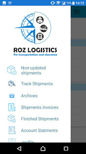 Roz Logistics for PC-Windows 7,8,10 and Mac apk screenshot 4