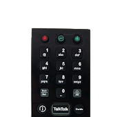 Remote for TalkTalk YouView