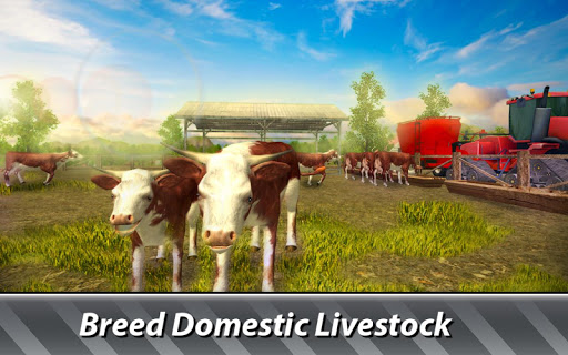 ud83dude9c Farm Simulator: Hay Tycoon grow and sell crops apkpoly screenshots 6