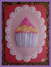 """Photo: """" cupcake """" envoyée à Marcelle ."""