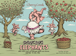 Cherry Creek Ciders Dancing Elephants Cherry Hard Cider