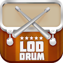 Drum Kit Simulator: Real Drum Kit Beat Maker icon