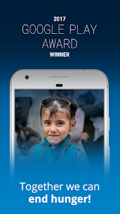 ShareTheMeal – Help children- screenshot thumbnail