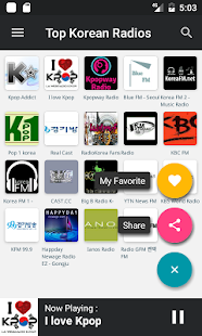 Top FM Radio Korea-South Korea- screenshot thumbnail