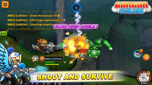 Gungun Online: Shooting game  {cheat|hack|gameplay|apk mod|resources generator} 5