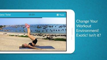 Women Workout: Home Gym Cardio - screenshot thumbnail 15