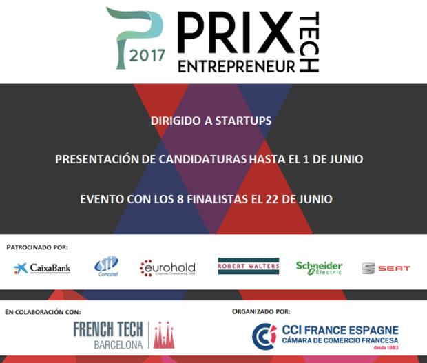 2ème Prix Entrepreneur Tech
