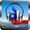 Radios Chilenas Gratis icon