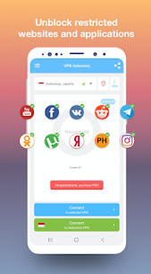 VPN Indonesia Apk 2