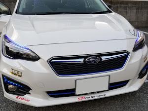 インプレッサ スポーツ GT6 2.0i-S EyeSightのカスタム事例画像 athuyukiさんの2018年08月02日18:46の投稿
