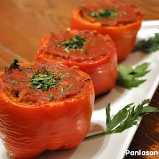 How to Cook Stuffed Peppers.