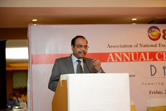 Photo: Mr. Rajiv Ranjan Singh, Head of Pre Sales, Dion addressing the conclave
