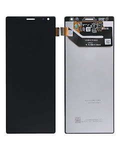 Xperia 10 Plus Display Original Black