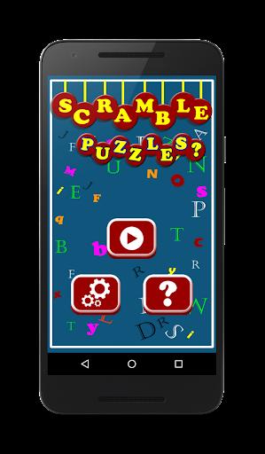 Scramble Puzzles