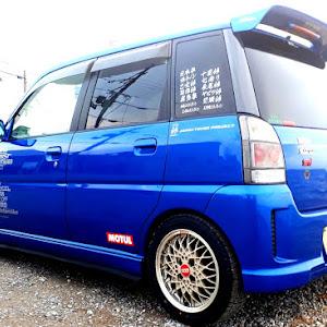 プレオ RS-Limited  TA-RA1      14年式のステッカーのカスタム事例画像 NAZOOさんの2019年01月17日12:24の投稿