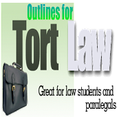 Tort Law Outlines